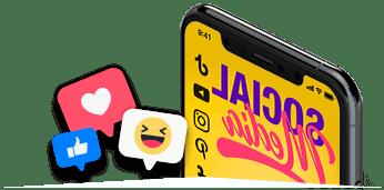 Diseño y programación de contenido en redes sociales