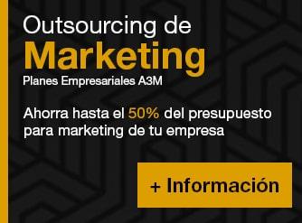 Outsourcig Marketing Bogotá - A3M 50%Off